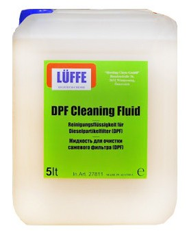 Luffe Cleaning fluid 5L