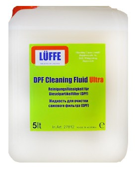 Luffe Cleaning fluid Ultra 5L